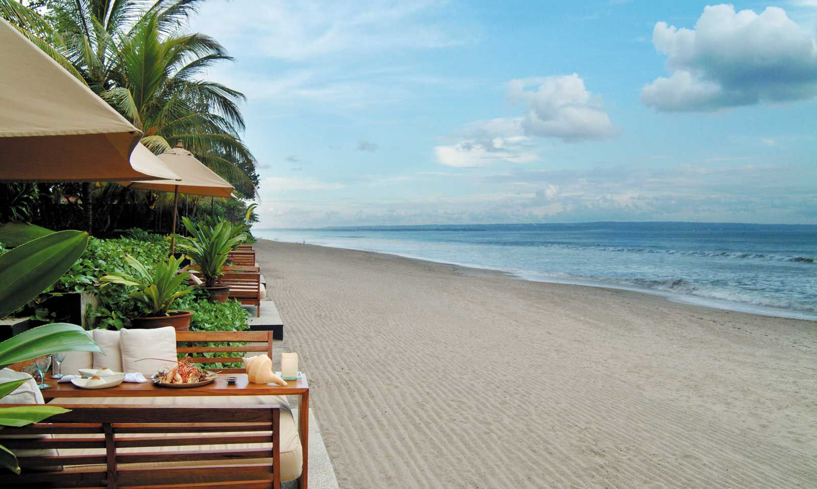 The Legian Bali A Boutique Seaside Hideaway On Buzzy Seminyak Beach Made Up Of Stylish Suites And All Frills Villas Hotel Is Tale Two