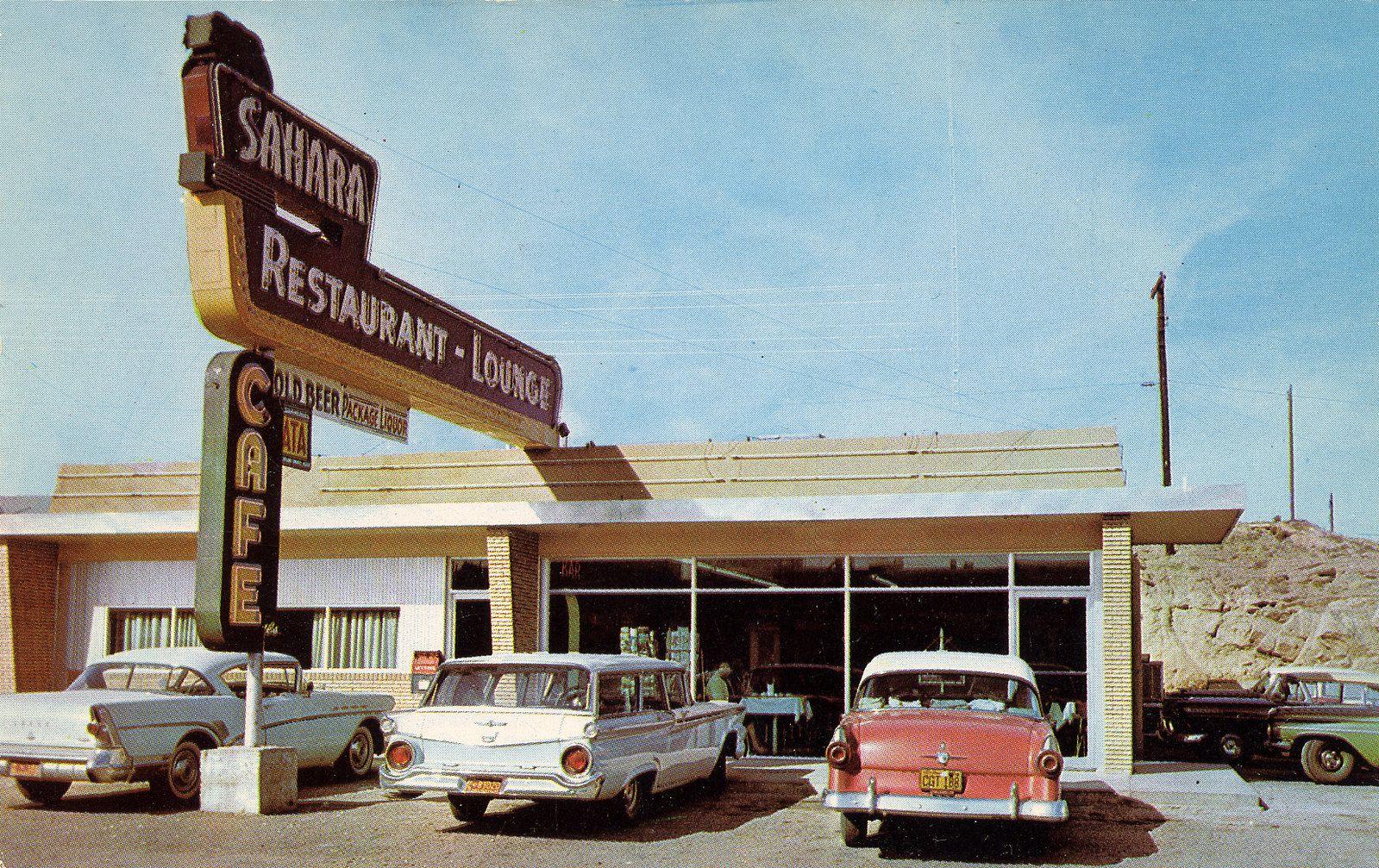 Sahara Cafe Restaurant And Lounge