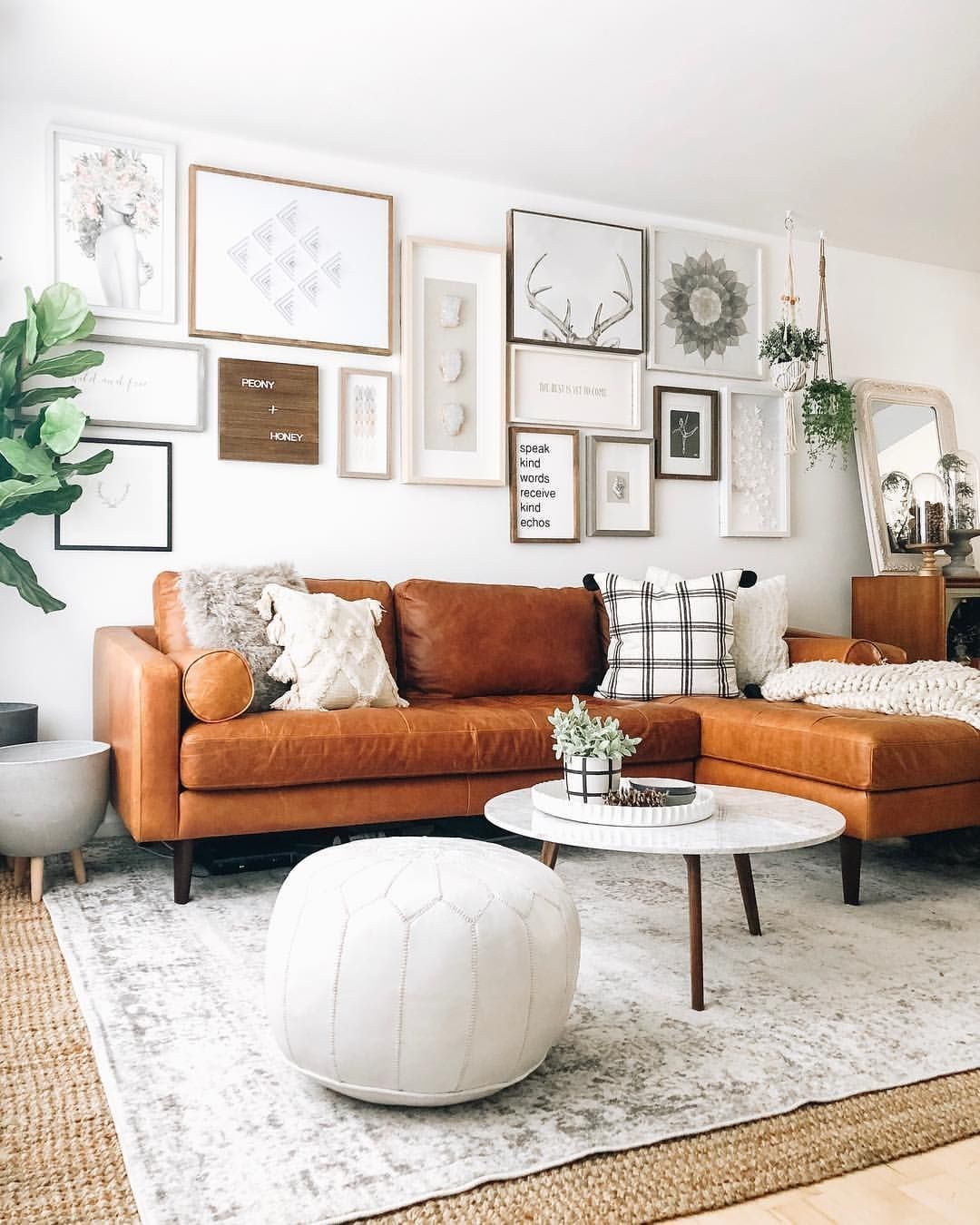Pin by Renee Amberg on Living Room in 2020   Tan living ...