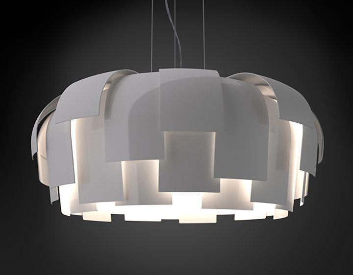 White Modern Lighting