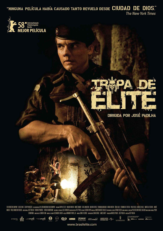 gratis dvd bofe de elite
