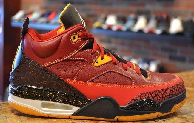 """sports shoes 18dee 65bb1 Jordan Son of Mars Low """"Hawks""""   Releasing"""