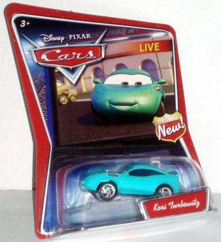 darrell cartrip cars 17 kori turbowitz disney pixar cars 155 scale mattel with new