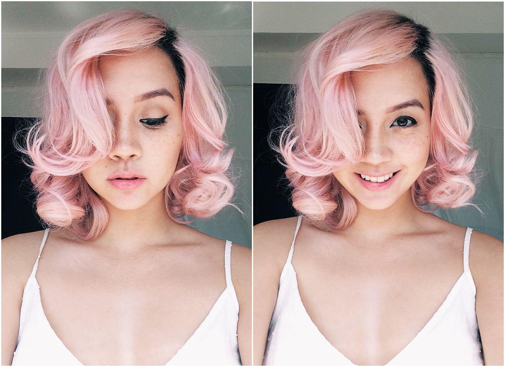 6837478acce18e578be2cb6076d090de Jpg 1632 1188 Light Pink Hair Hair Inspiration Hair Styles