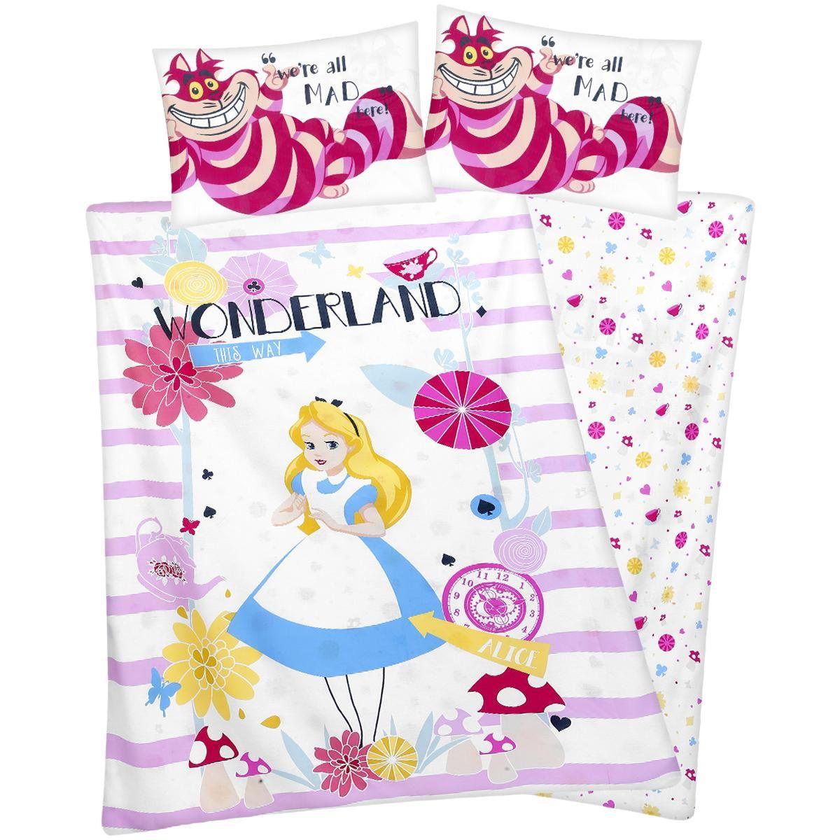 Alice in Wonderland - Vuodevaatteet - Liisa Ihmemaassa