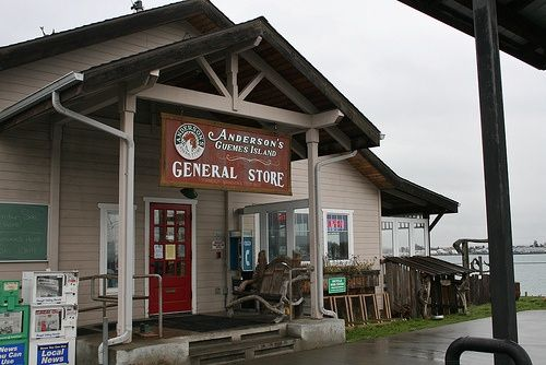 General Store Resorts in Guemes Island, Washingtont