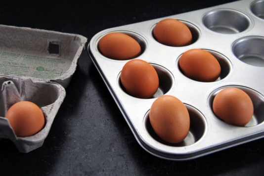 """Photo of Easy Hard Cooked Eggs for Easter – Stone Soup This method for hard """"boiling"""" egg…"""