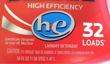 How To Use He Laundry Detergent Correctly Laundry Detergent