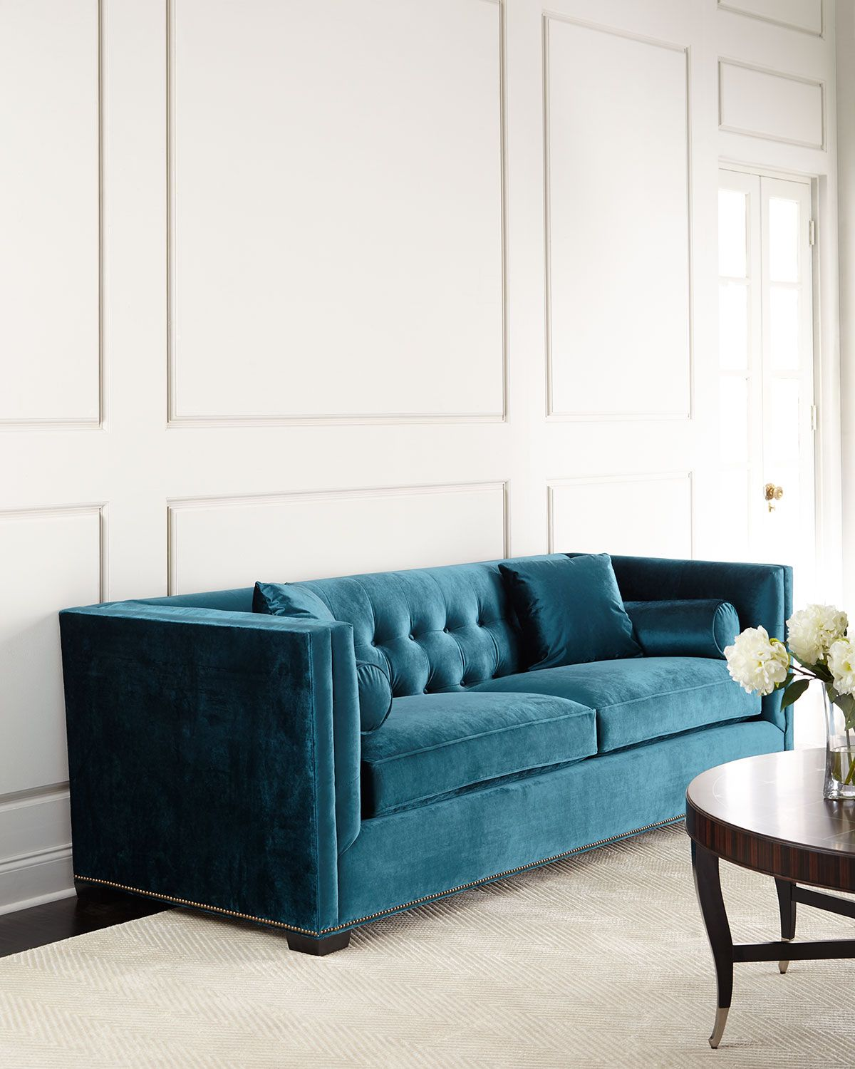 Jade Tufted Sofa | Tossed, Upholstery and Tufted sofa