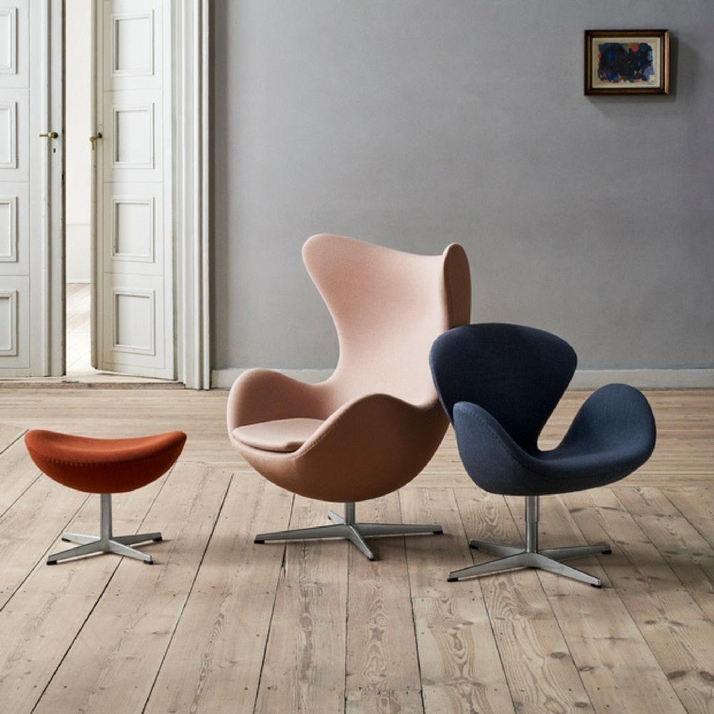 Fritz Hansen Arne Jacobsen Swan Chair In 2018 Cool Home Decor