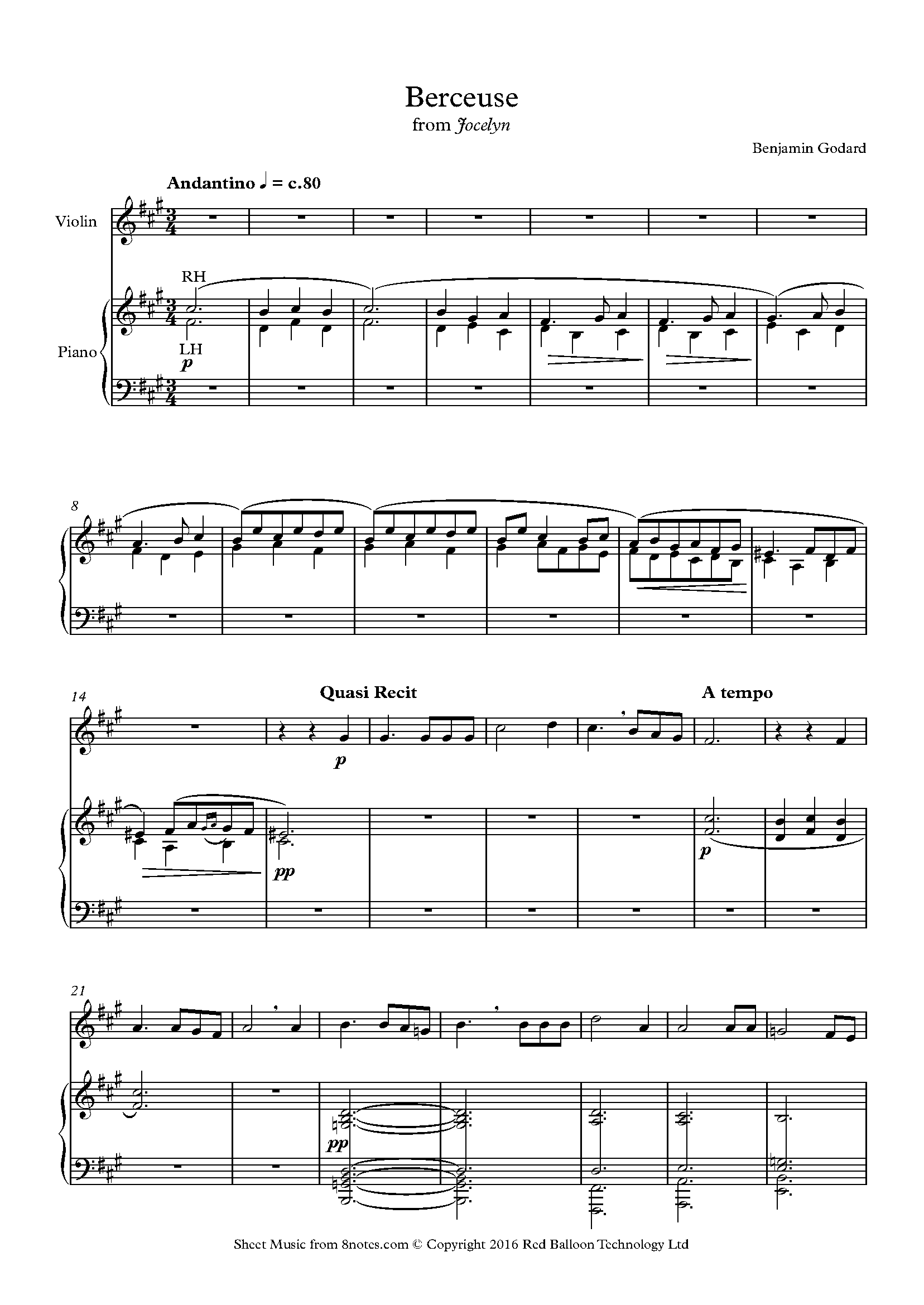 jocelyn flores piano sheet music pdf