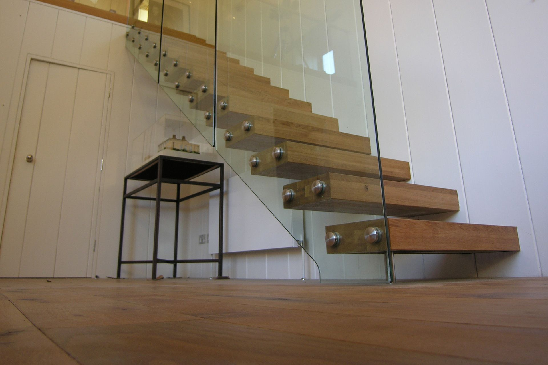 modern staircases tred lighting - Google Search