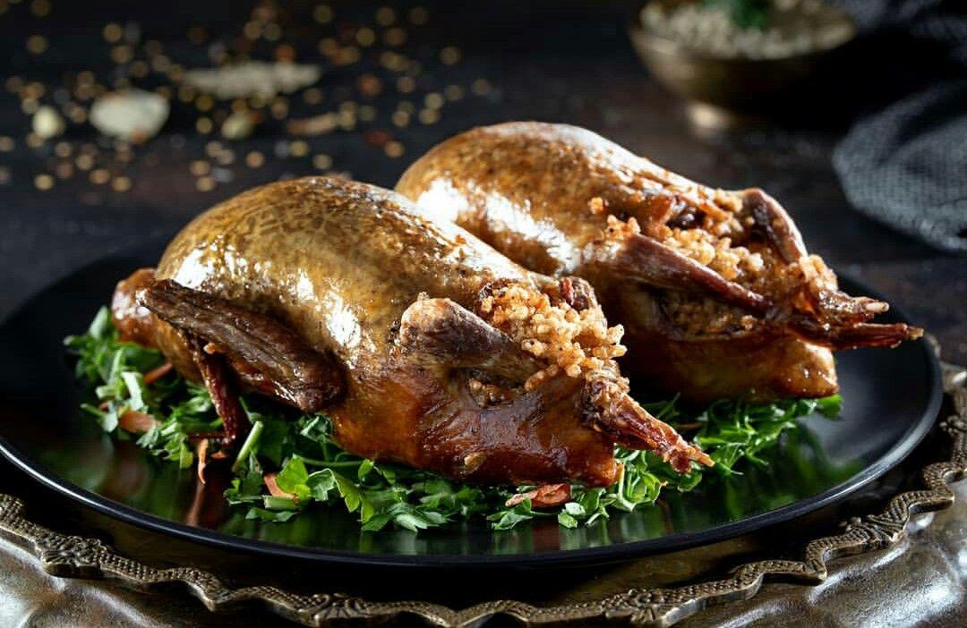 حمام محشي Photo Egyptian Food Kulfi Recipe Food