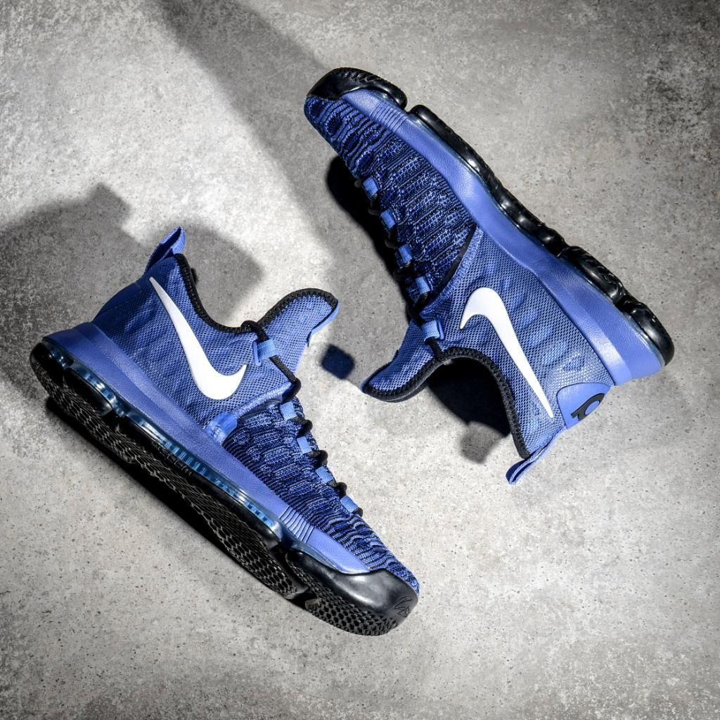 Nike Zoom KD 9 « Game Royal » Link   Credit   FootAction  Nike  Inside   Sneakers 870b10cdb