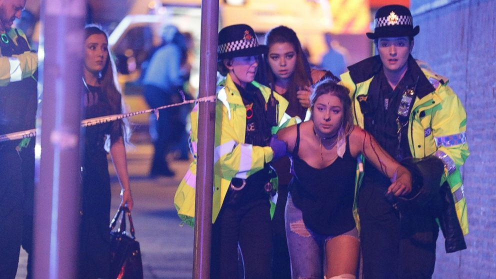 19 Dead 50 Injured After Reports Of Explosion At Ariana Grande