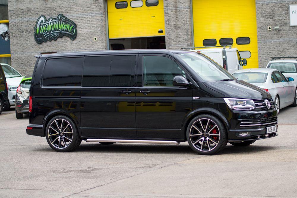 1ea5d0e9ad67ef Discover ideas about Vw Transporter Van. Raceline GTS Caravelle Volkswagen  T6 ...