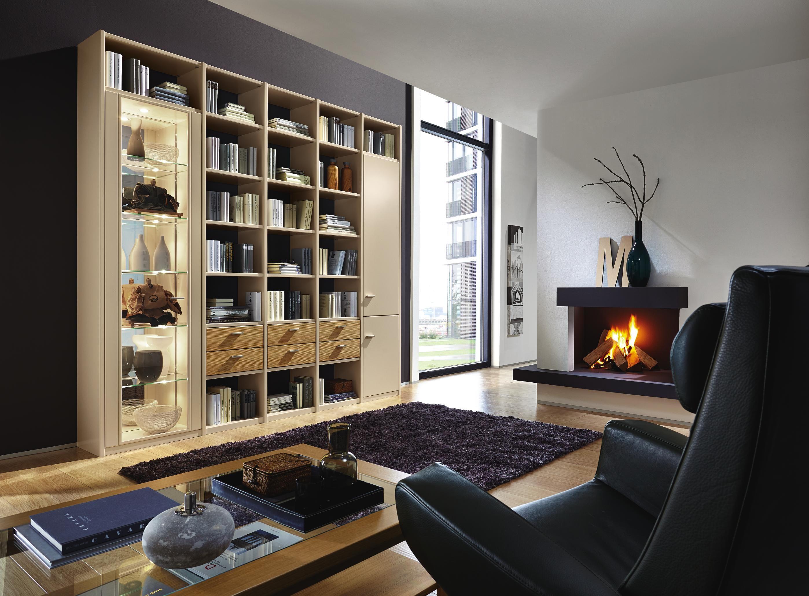 Großer wohnzimmerschrank ~ Moderner raumteiler von invivus: die elegante lösung für ihr