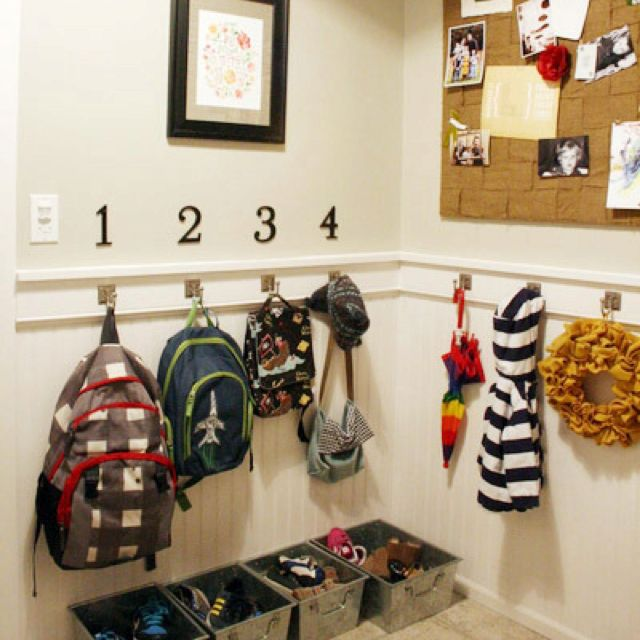 Mud room from jonesdesigncompany.com