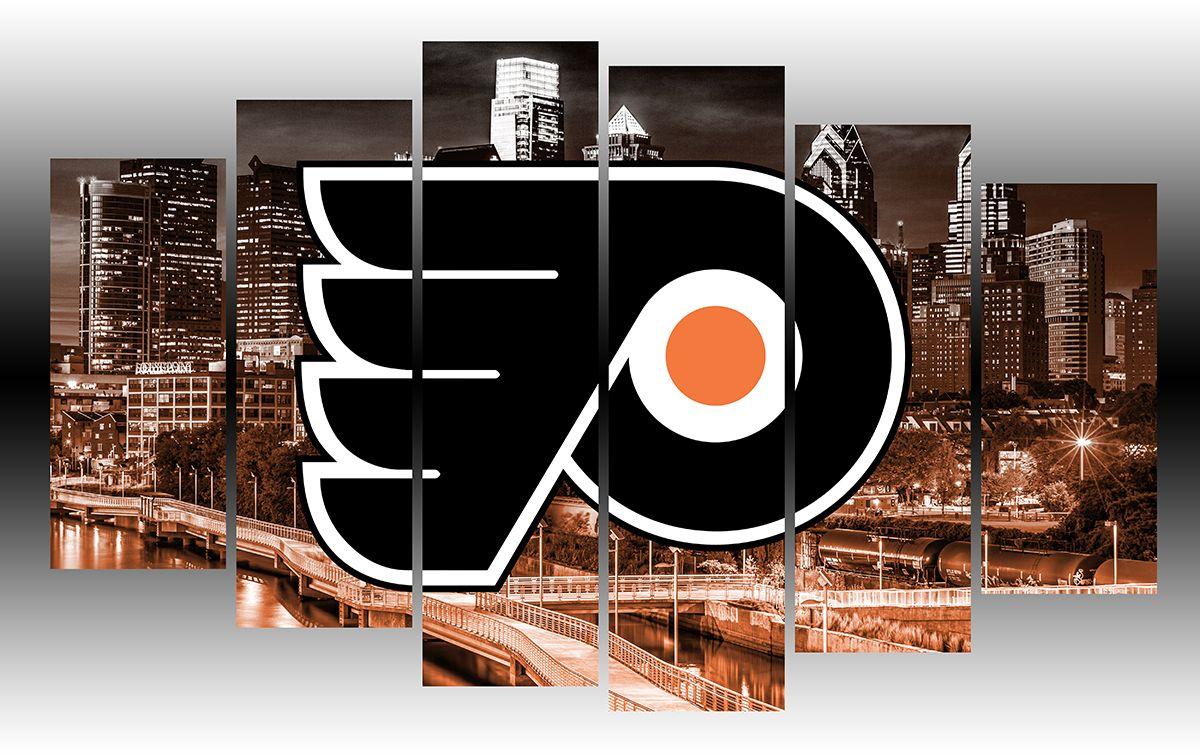 Philadelphia Flyers Nhl Hockey City Wall Art Nhl Hockey Teams Philadelphia Flyers Nhl Hockey