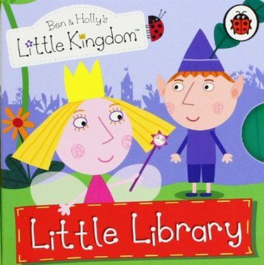 Ben and Holly's Little Kingdom: Little Library Ben & Holly's Little Kingdom: Amazon.co.uk: Ladybird: Books