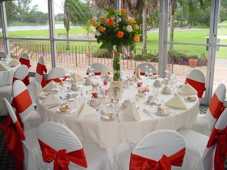 C\u0027est la saison des mariages et dans cet article nous allons vous aider  avec une idée mariage , le décor de table mariage. Voici 75 idées  intéressantes