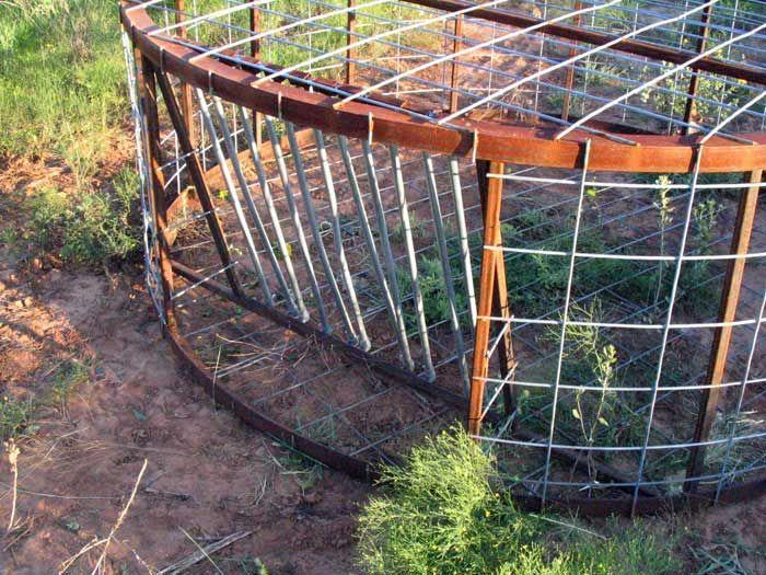 Hog Trap Design Plans