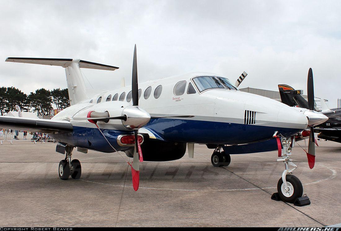 Hawker Beechcraft Avenger T1 (350CER) aircraft picture