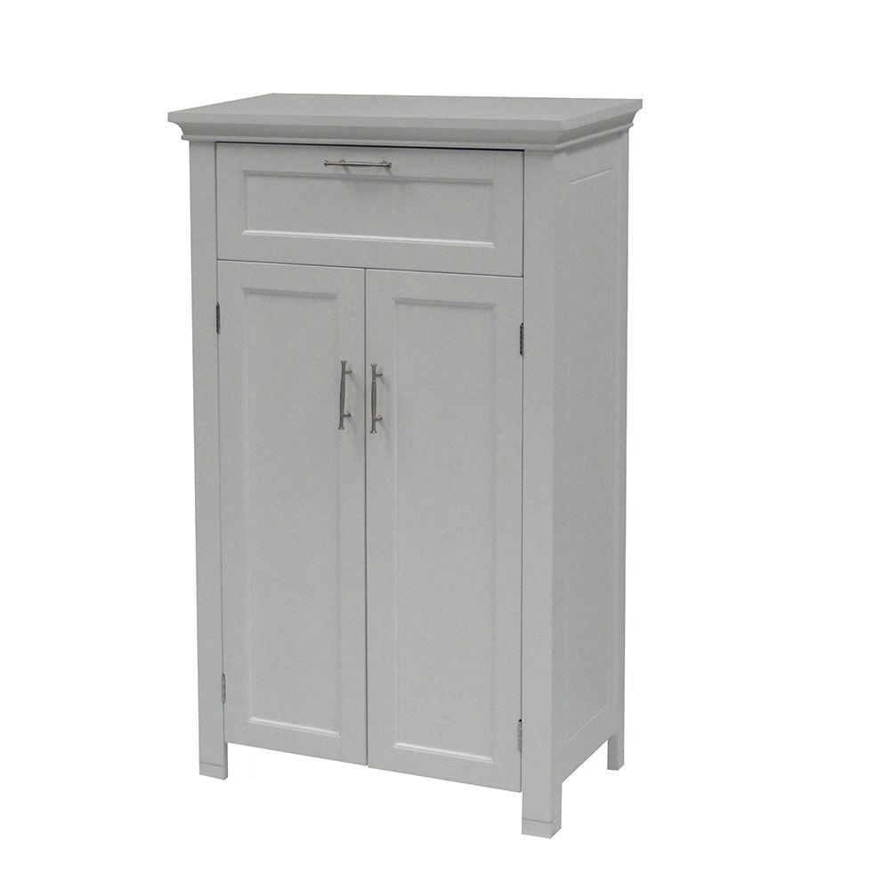 Best Somerset Two Door White Floor Cabinet Overstock Com 400 x 300