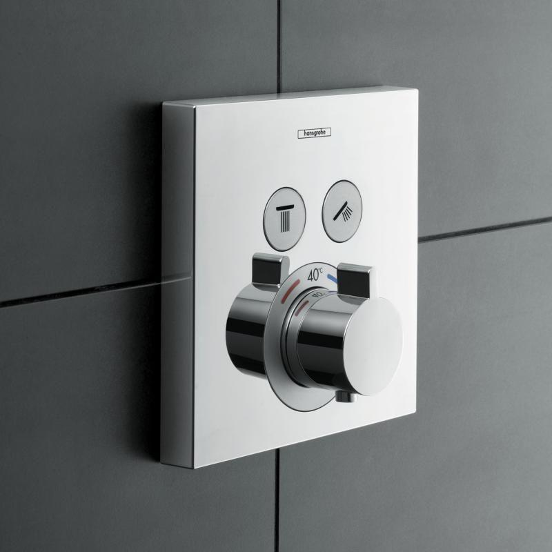 Hansgrohe ShowerSelect Thermostat Unterputz für 2