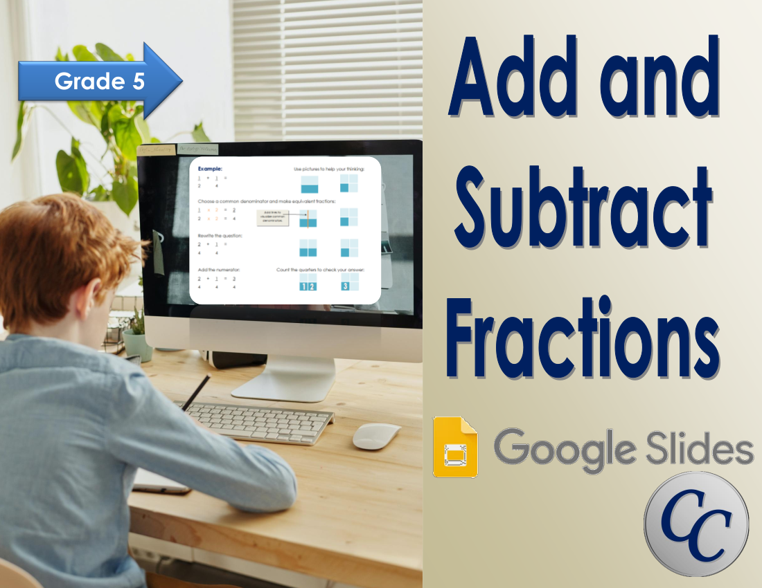 Adding And Subtracting Fractions With Different
