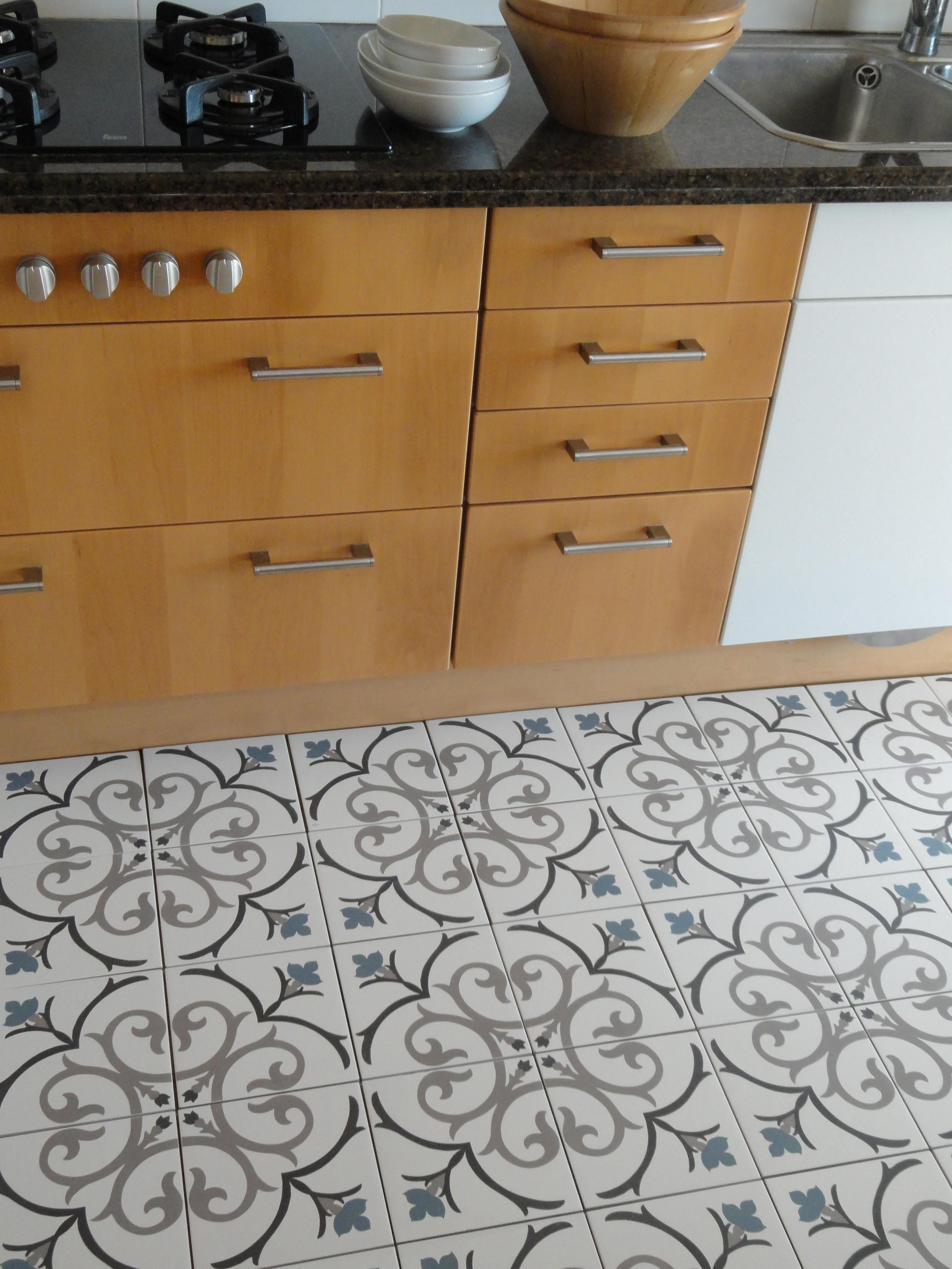 D cor branche mer from neocim collection by kerion for Carrelage 20x20