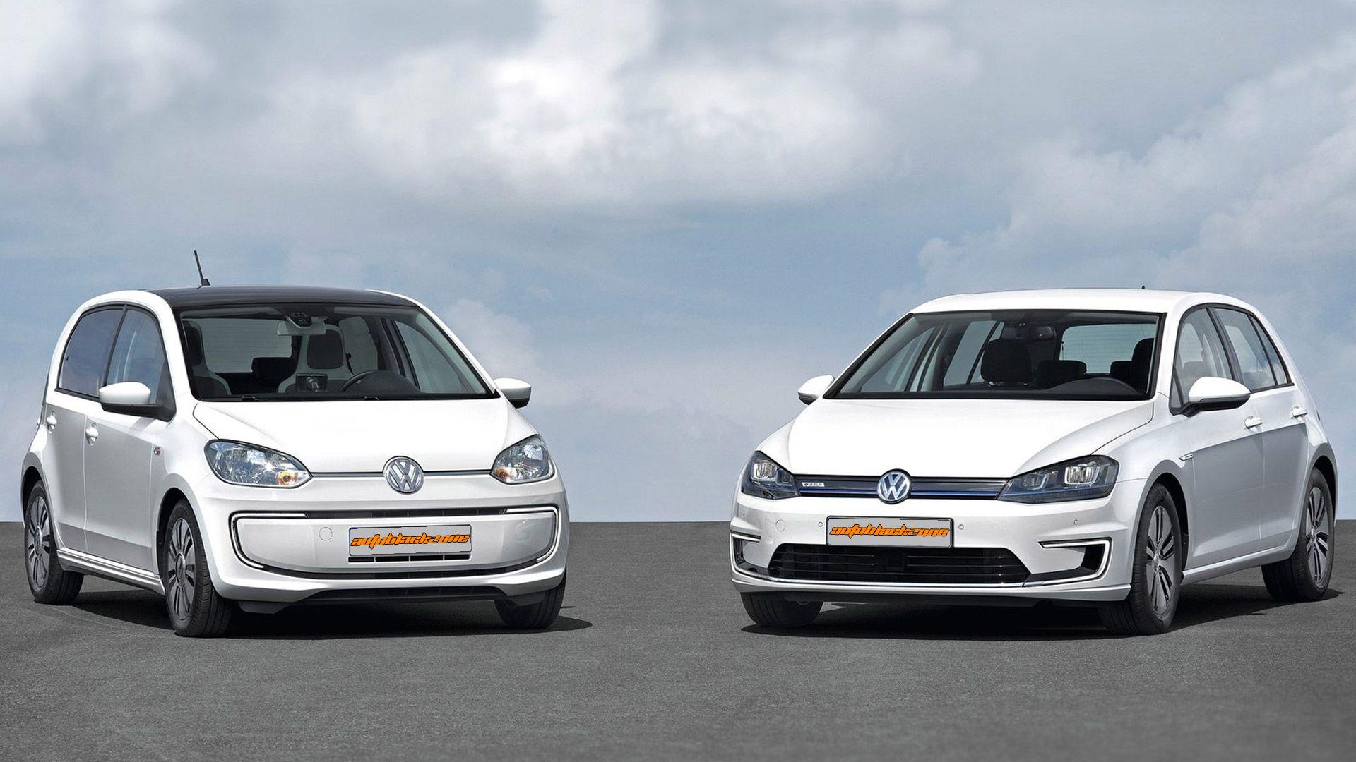 Volkswagen e up vs e golf 2014 volkswagen e up vs e golf