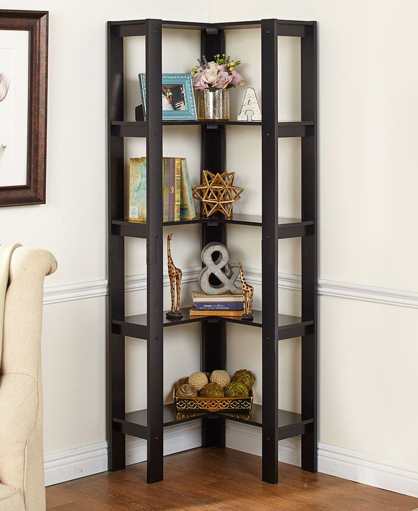 L-Shaped Corner Shelving Units in 2019 | Corner shelving ...
