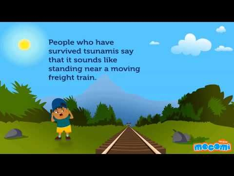 ▶ What is a Tsunami - Geography videos for kids - YouTube ...