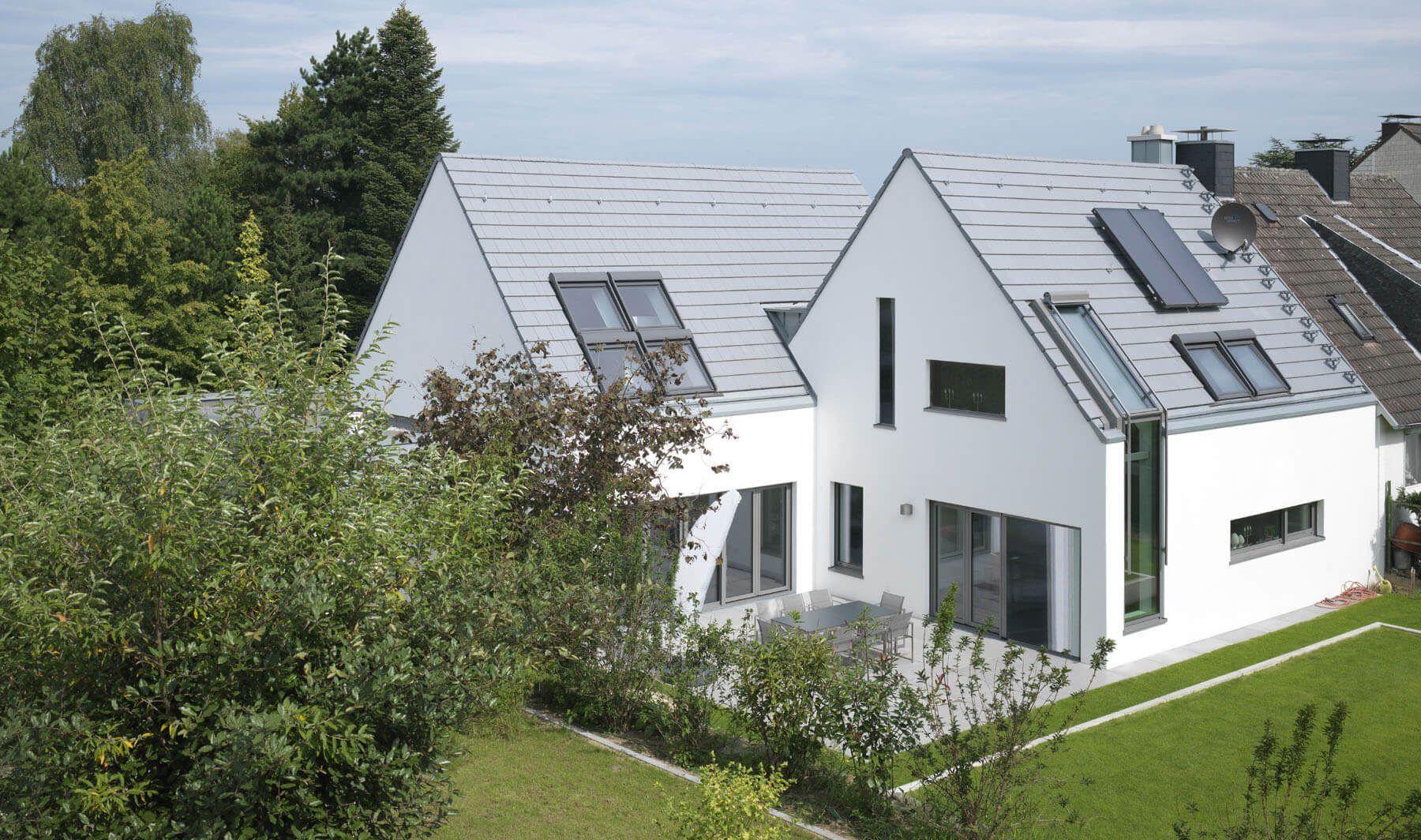 Hausgruppe – Koschany + Zimmer Architekten   – Einfamilienhaus