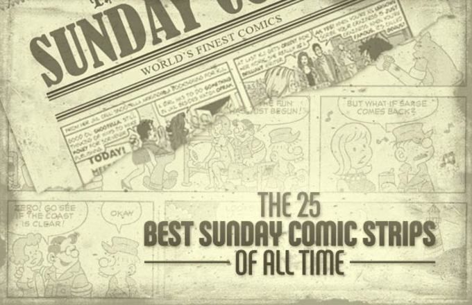 The 25 Best Sunday Comic Strips of All Time | Complex