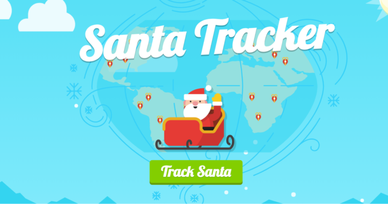 Track Santa With NORAD and Googles Santa Tracker Apps for