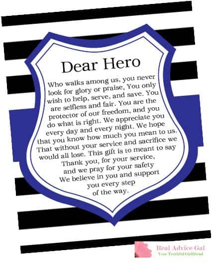 Police Appreciation Quotes : police, appreciation, quotes, Reward, Police, Officers, Advice, Appreciation, Week,, Gifts,