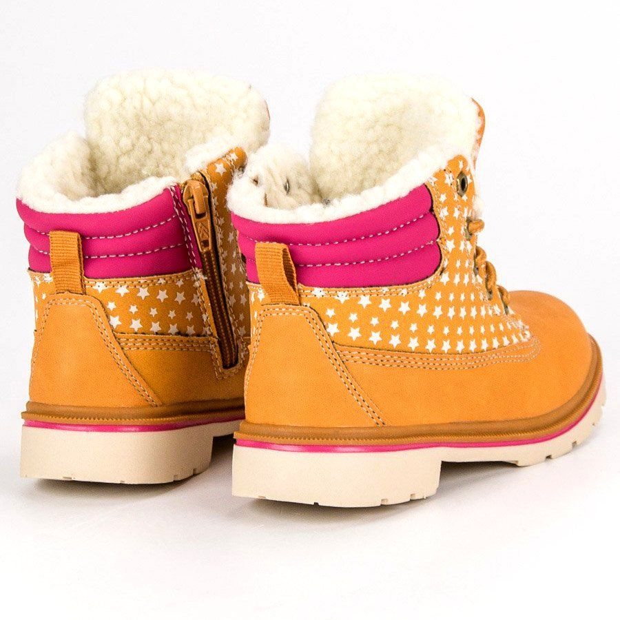 Kozaki Dla Dzieci Arrigobello Arrigo Bello Brazowe Dzieciece Ocieplane Buty Zimowe Baby Shoes Shoes Fashion