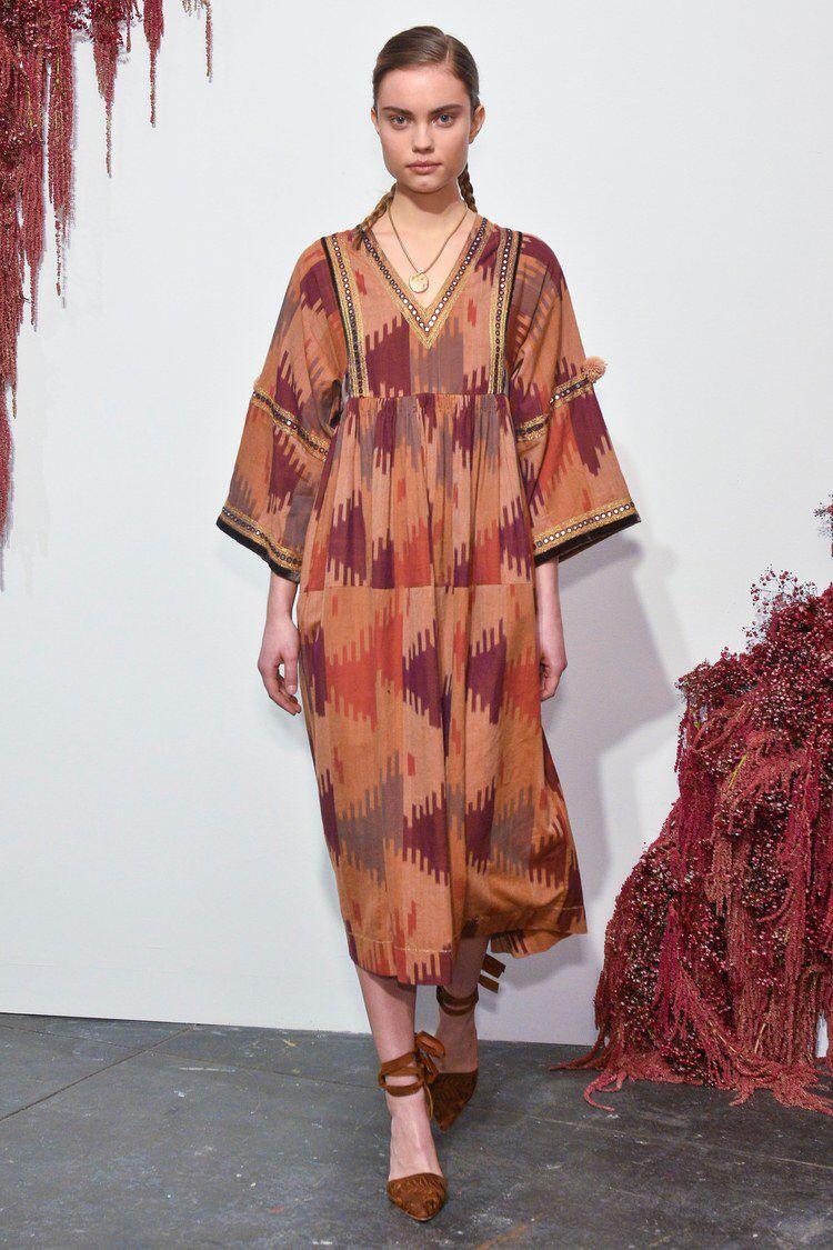 Ulla Johnson - Fall 2016 Ready-to-Wear