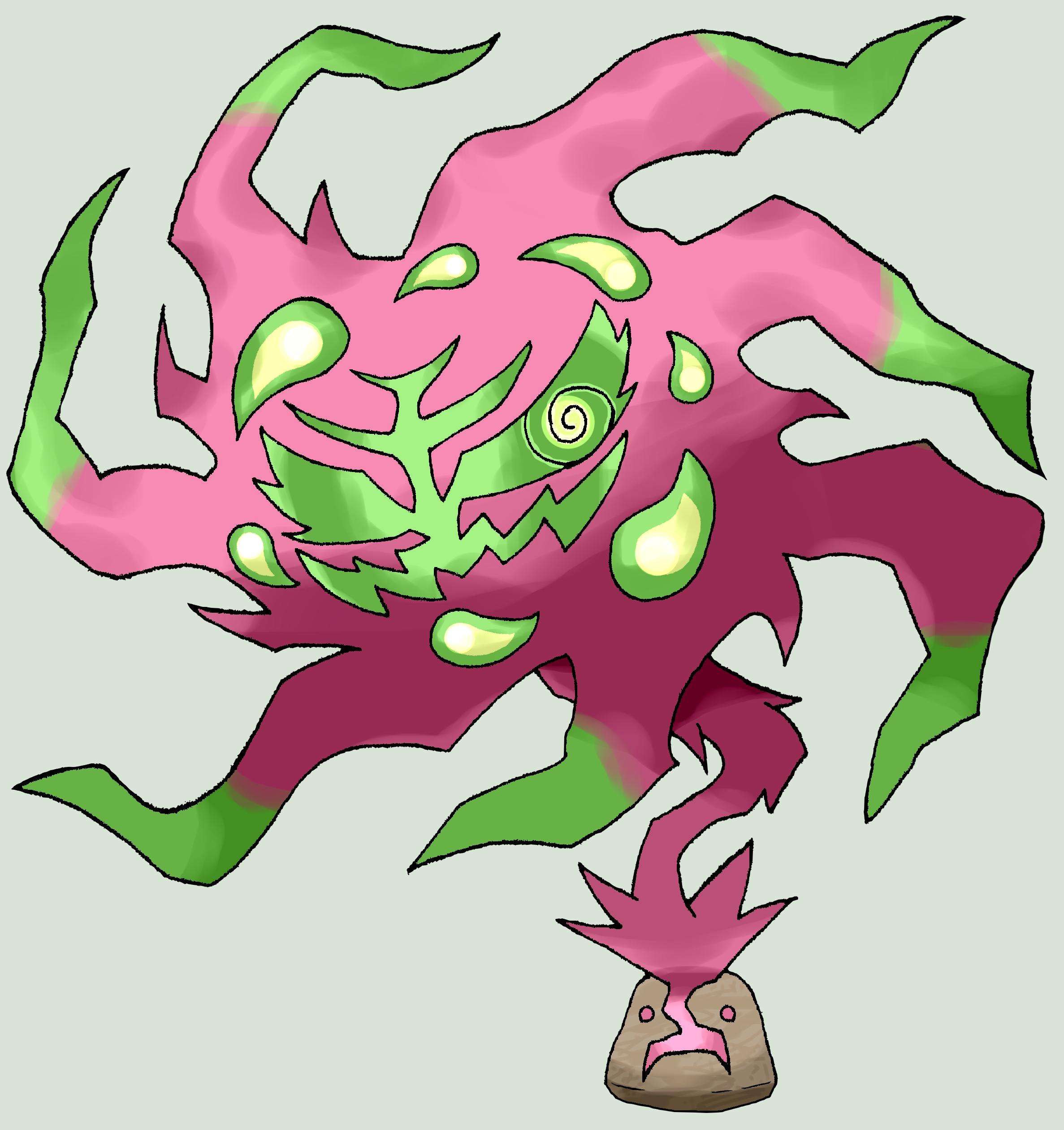 Spiritomb Evolution