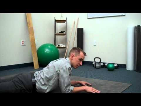 Upper Back Exercises: Better Thoracic Spine Mobility