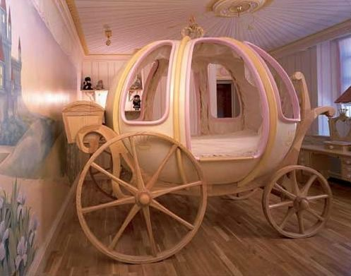 World S Most Expensive And Amazing Children S Beds Cinderella