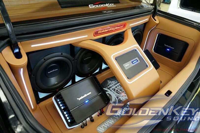 Boot Build Custom Car Audio Car Audio Systems Car Audio Installation