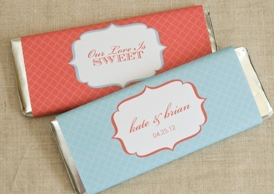 Candy Bar Wrappers Chocolate Bar Wrappers Printable Only Trendy Wedding Favors Chocolate Wedding Favors Diy Wedding Favors