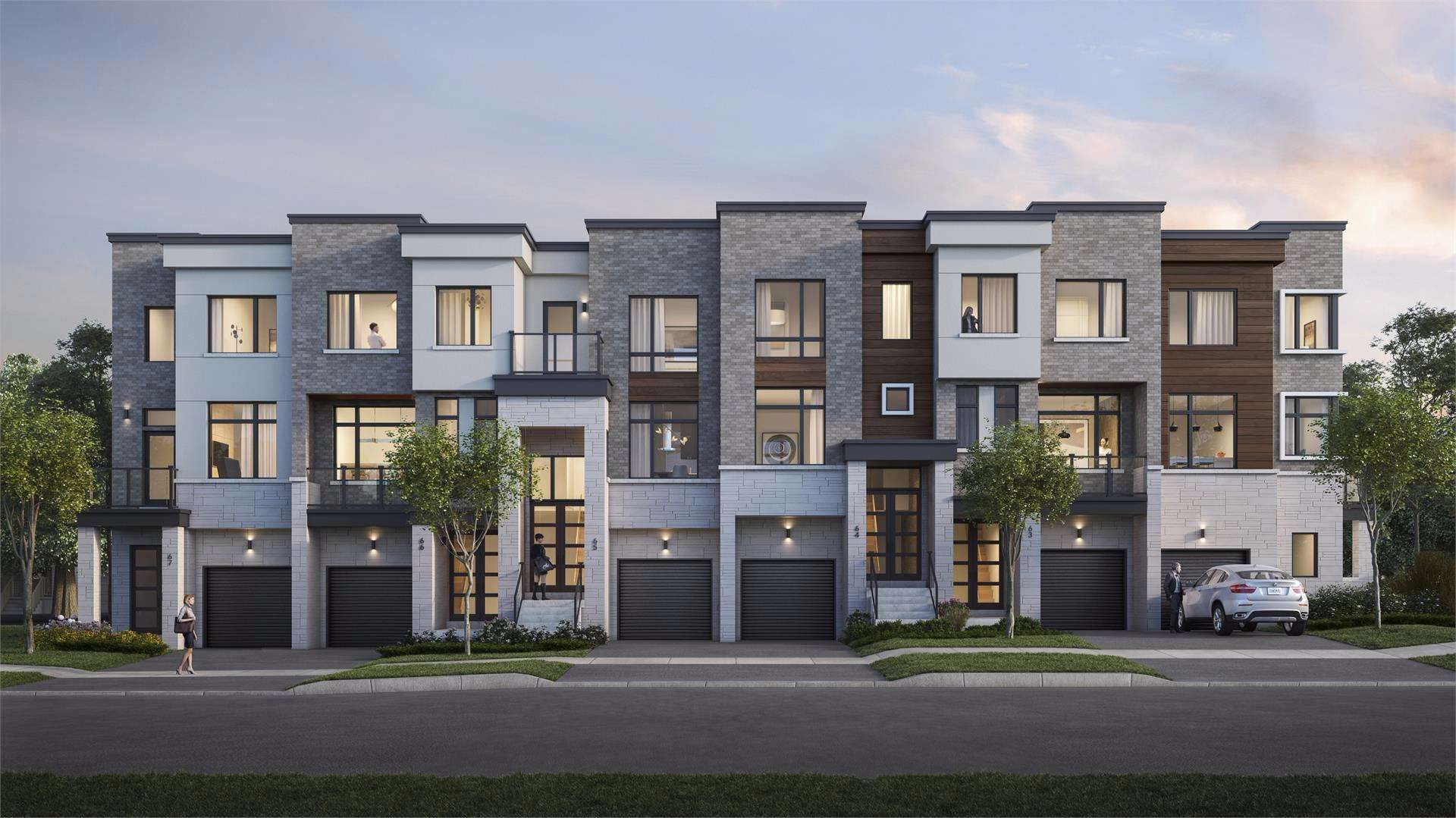 Madison Homes launching REALtowns this fall in Thornhill