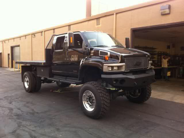 Chevy Kodiak Lifted Flatbed Chevy Trucks Accessories Trucks