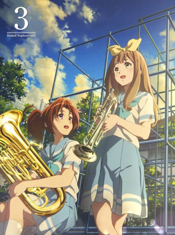 Check Out All Of The Japanese 'Sound! Euphonium' Season 2