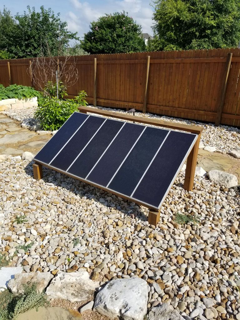 Make Your Own Photovoltaic Off Grid System Off Grid System Pv Panels Photovoltaic
