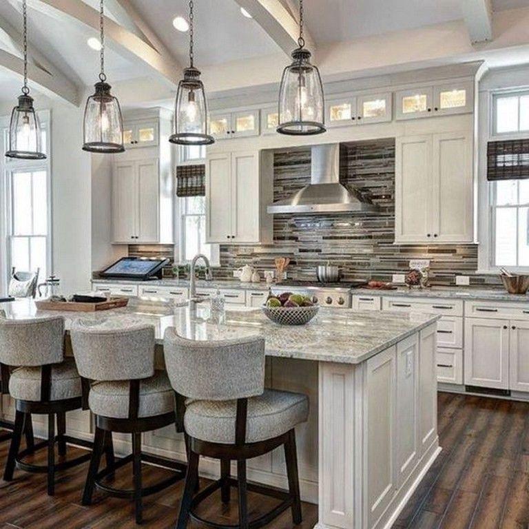 20+ Good Traditional Kitchen Interior Design Ideas For